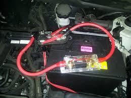 2005 hyundai elantra battery replacement battery positive terminal fuse 150 kia forum