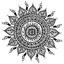 beautiful indian ornament royalty free cliparts vectors and