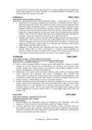 Resume Sample For Marketing Executive by Marketing Manager Resume Marketing Manager Resume Template