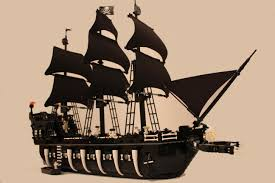 lego ideas the bleached skull pirate ship
