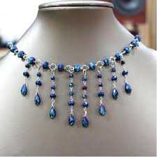 making bead necklace images Charming make a necklace 1011 best jewelry wire necklaces pendants jpg