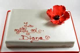 modele tort tort diana