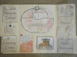 preschool printables thanksgiving lapbook itsybitsylearners