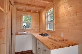 Tiny House Kitchen by Tiny House Kitchen Wood Countertops Custom Built By Tiny
