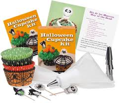 Halloween Cupcakes Skeleton by Halloween Cupcake Kit Juan Arache With Mara Conlon David Cole