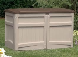 Outdoor Storage Bench Keter 270l Outdoor Storage Box Bunnings Warehouse New Garden
