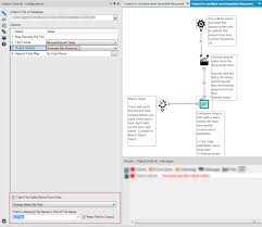 output multiple files using the same excel template alteryx