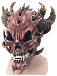adults big baby u0026 dummy mask halloween fancy dress accessory stag