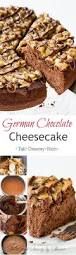german chocolate cheesecake sweet u0026 savory by shinee
