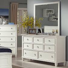 White And Mirrored Bedroom Furniture Amazon Com New Classic Tamarack Bedroom Set With Queen Bed
