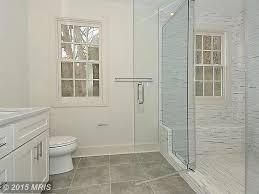 Contemporary Master Bathroom Contemporary Master Bathroom With Inset Cabinets U0026 Complex Marble