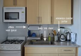 how to use small kitchen space how to organize a small kitchen the new baguette