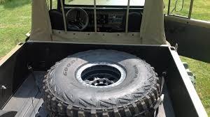 custom kaiser jeep 1968 kaiser jeep m715 pickup t265 dallas 2015