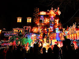 dyker heights christmas lights newyorkcity uk