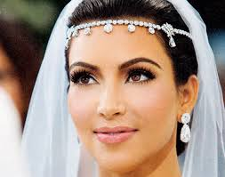 we 39 ve already discussed the ceremony but wouldn 39 t you like to know exactly kim kardashian wedding makeup
