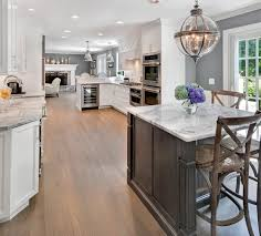 grey and white kitchen timeless grey and white kitchen middletown new jersey by design