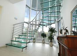 stairs treppen sevilla vetro glass stairs from siller treppen architonic
