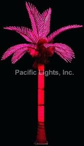 outdoor palm tree l lighted palm tree l 4 acrylic lighted palm tree with multi colored