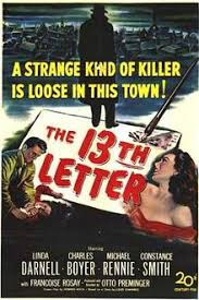 the 13th letter wikipedia