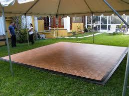 outdoor floor rental floor ta florida party rentals