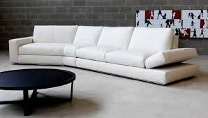 John John Sofa by Modular Sofa Contemporary Fabric Leather 810 Fly By John