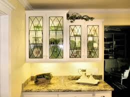 Leaded Glass Kitchen Cabinets Bar Cabinet - Leaded glass kitchen cabinets
