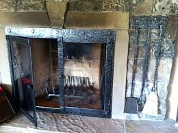 fireplace doors for sale on ebay with blower decorative screens
