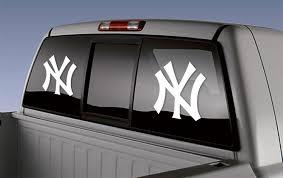 new york yankees decal