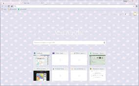 chrome themes cute daydreamer google chrome theme weasyl