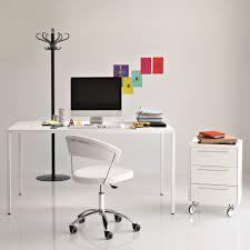 White Swivel Office Chair Calligaris New York Office Chair Modern Chairs Fl