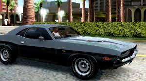 Dodge Challenger Rt Horsepower - dodge challenger r t 426 hemi js23 1970 gta san andreas youtube