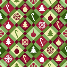 christmas pattern a green and yellow christmas quilt pattern seamlessly