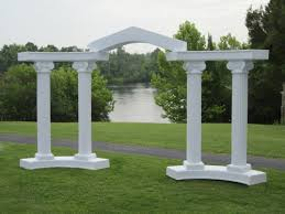 wedding arches for rent colonnade 9 set