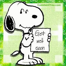 Funny Get Well Soon Memes - get well soon get well soon pinterest snoopy charlie brown