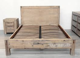 Acacia Bedroom Furniture by Hamburg Acacia Bed In Queen King Size Bedroom Nz U0027s Largest
