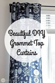 Grommet Tool Kit For Curtains How To Make No Sew Grommet Curtains Recipe Grommet Curtains