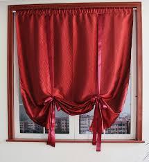 tringle rideau cuisine winlife tringle rideau tie up shade fenêtre panneaux pour