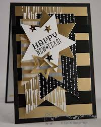 happy new year paper cards happy new year 2018 handmade card designs crafts to get ideas