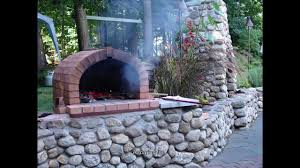 our first pizza in the paolino brick oven youtube