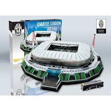 ingressi juventus stadium stade 3d puzzle juventus stadium juventus achat vente puzzle