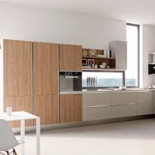 kitchen wooden furniture contemporary kitchen wood veneer oak elm lamina 4 0