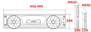 hauteur plinthe cuisine kit tiroir de plinthe 600 mm 5a1 cuisinesr ngementsbains