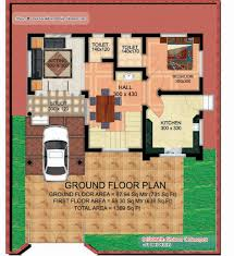 215 square feet in meters villa plan and elevation in kerala 1369 sq feet kerala home