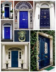 House Exterior Doors Exterior Color Inspirations The Regal Brilliant Painted Blue