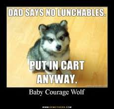 Courage Wolf Meme Generator - courage wolf preach it pinterest wolf insanity wolf and meme
