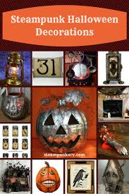 13 spooktastic steampunk halloween decorations steampunk