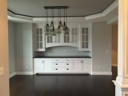 Kitchen Buffet Cabinets Dining Room Built In Buffet Tray Ceiling Pottery Barn Paxton