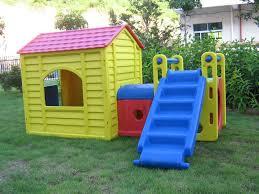 Backyard Kids Toys by Plastic Playhouse Playground Toys Outdoor Toys Buy Playground