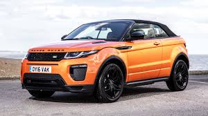land rover defender convertible range rover evoque convertible 2 0 td4 hse dynamic 2016 uk