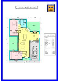 plan maison contemporaine plain pied 3 chambres plan de maison 3 chambres plain pied get green design de maison